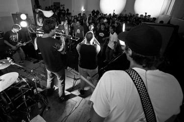 fotograf  Lovro Rozina, Koncert The rude skankars