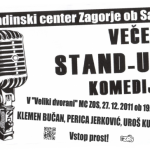 Stand-Up Komedija (Klemen Bučan, Perica Jerković, Uroš Kuzman)