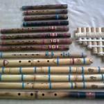 Izdelovanje flavt iz bambusa