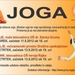 Tečaj joge