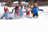 kids-snow