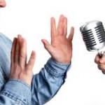 Delavnica retorike in javnega nastopanja