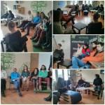 Podjetniško usposabljanje: Moderne oblike sodelanja- Coworking