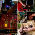Glasbena delavnica in druženje