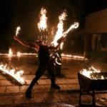 Rdeči revirji 2015 – ognjena predstava: Sodrga