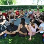 Gostili smo prvo mednarodno mladinsko izmenjavo