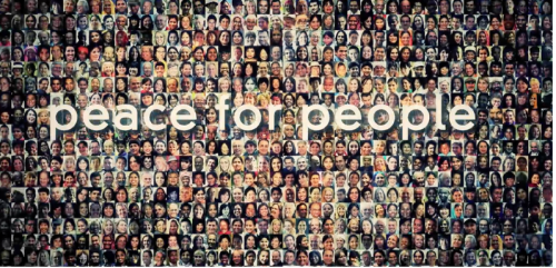 Peace for people