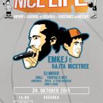 NICELIFE = košarka + hiphop