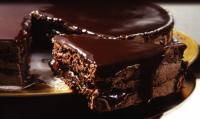 Veganska cokoladna torta