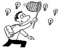 Ideen-sammeln