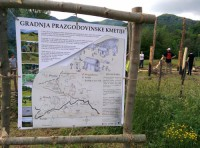 prazgodovinska kmetija