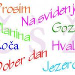 LEARNING SLOVENIAN FROM A SPANISH POINT