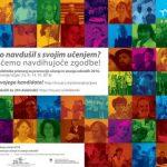 Priznanje za promocijo učenja in znanja odraslih za leto 2016
