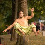 F-day: druženje v parku
