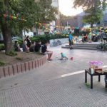 F-day: jam session v parku