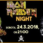Iron Maiden night