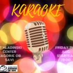 Karaoke v MC ZOS-u