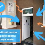 Mladinski center Zagorje ob Savi odpira svoja vrata