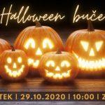 Ustvarjalnica: Halloween buče