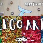 Kreativni potop: Lego Art