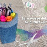 Zer0 waste delavnica