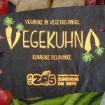 VegeKuhna   Falafel in veganski cheesecake