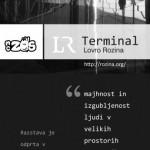 Terminal – Fotografska razstava Lovra Rozine