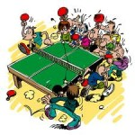 """Ping pong"" popoldne"