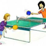 Ping pong popoldne