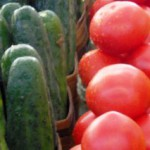Menjalni krog: Izmenjava doma pridelane hrane