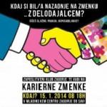 Zaposlitveni klub Zagorje vabi na Karierne zmenke