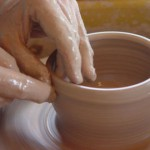 Sprostimo domišljijo v ustvarjanju- glina