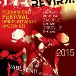 Rdeči revirji 2015