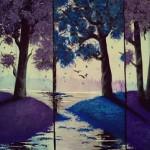 NIKA ČEHOVIN – razstava slikarskih del