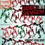 Rdeči revirji 2016: Povabilo zasavskim kulturnikom in prostovoljcem k sodelovanju na festivalu