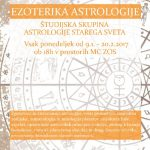 Ezoterika astrologije
