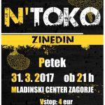 Koncert N'toko, Zinedin