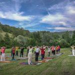 Vadba ob mednarodnem dnevu joge