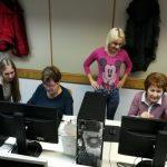 Vse življenje se učimo – Tečaj računalništva