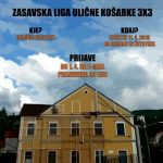 Zasavska liga ulične košarke 3X3