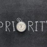 S pravilno postavljenimi prioritetami do boljših rezultatov