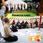 Usposabljanje »FIND YOUR INNER VOICE« v Franciji