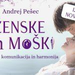 Andrej Pešec: predstavitev knjige Moški in ženske