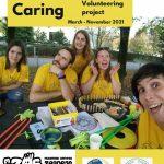 Vabilo na prostovoljski projekt ESC: Sharing is Caring #2
