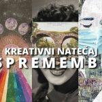 Kreativni natečaj: Spremembe
