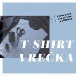 Reciklažnica: T-shirt vrečka